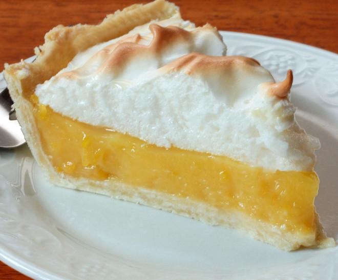 tarte merengada de limão infalível